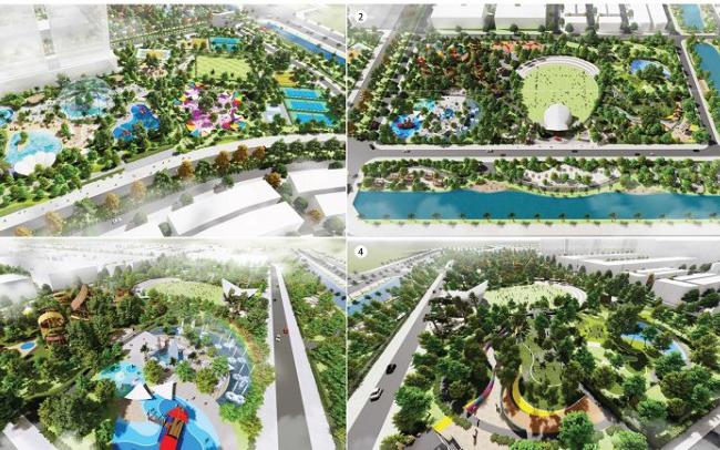 Công-viên-trung-tâm-Vinhomes-Wonder-park-3